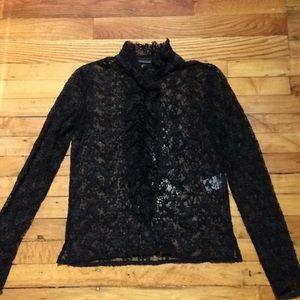 Etro lace blouse